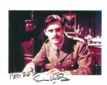 Simon Williams (Upstairs, Downstairs) - Genuine Signed Autograph 8238